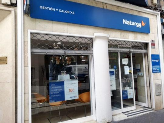 Gesti?n y Calor X3 Naturgy Sevilla