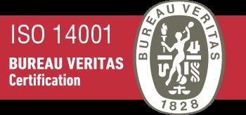 ISO 14001 Bureau Veritas
