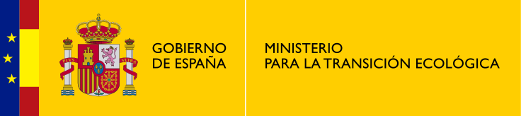 Gobierno de España. Ministerio para la transición ecológica