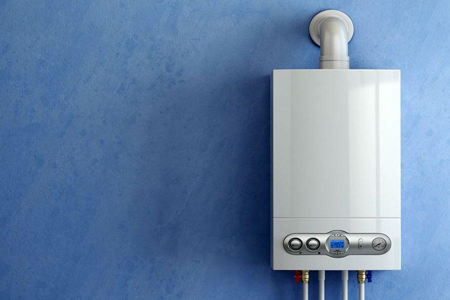mantenimiento de termos y calderas