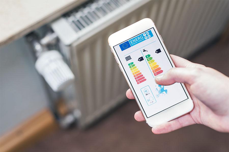 Control remoto de la calefacción